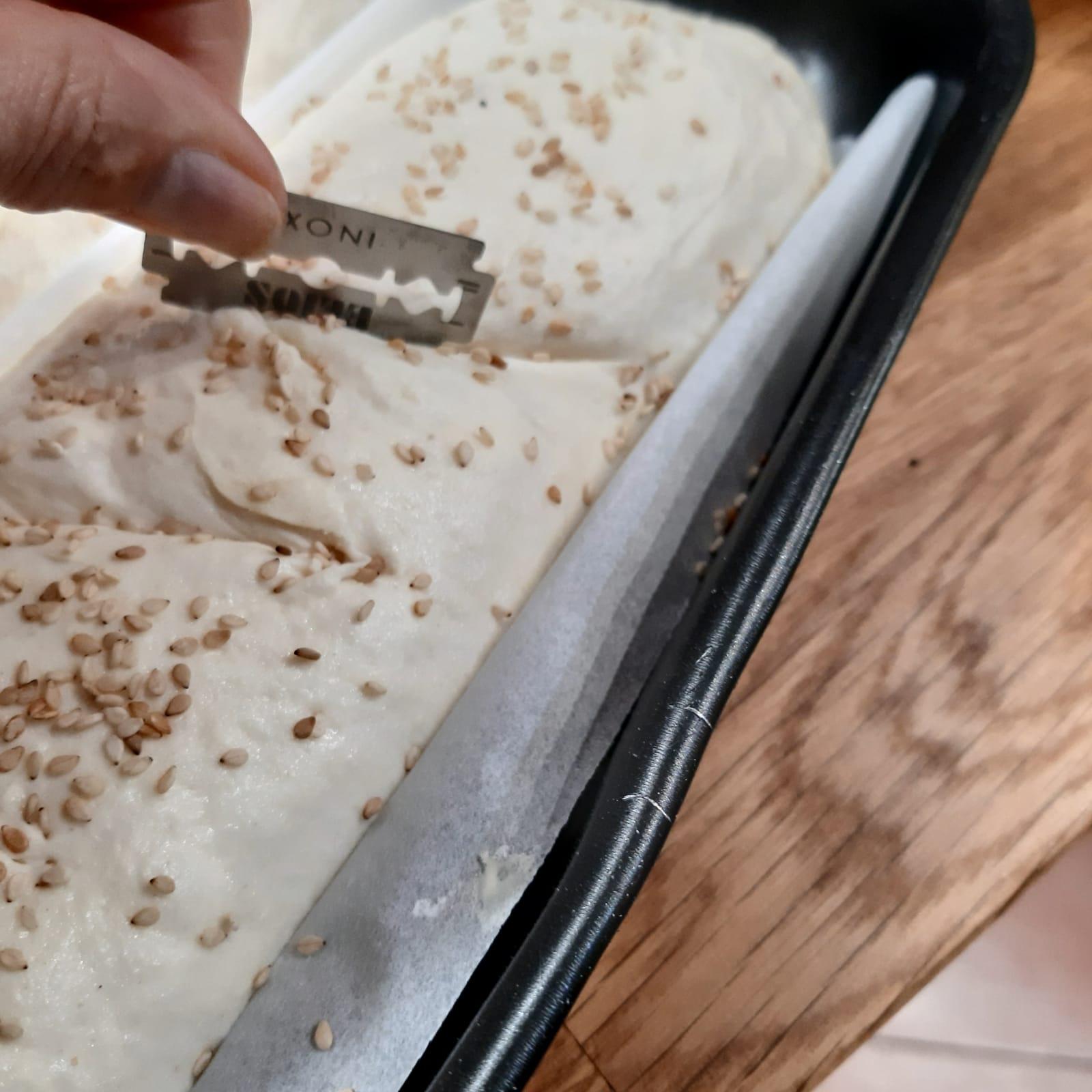 filoncini di pane fatto in casa
