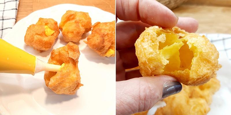 bignè fritti di San Giuseppe