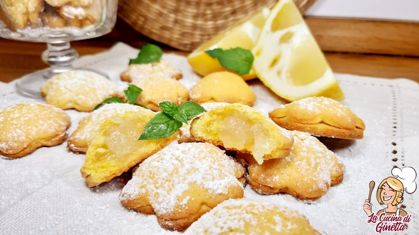 frollini fior di limone