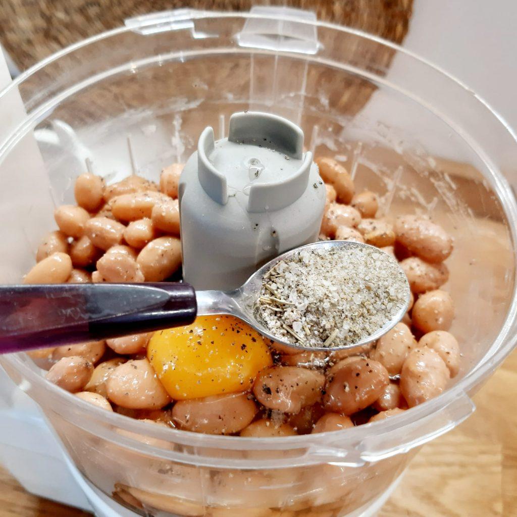 scottadito vegetariane con panatura di mandorle e pistacchi